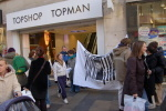Topshop protest
