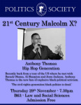Anthony Thomas - 29th November