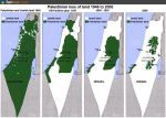 Map of Palestinian territory loss since '46