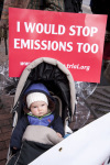 I would stop emissions too!