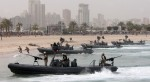 A military show by the Kuwaiti Army marked the 20th anniversary of the Gulf War