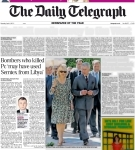 Daily Telegraph, 4 April 2011