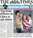 The Times, 20 April 2011