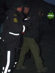 "Icelandic police ""deal with"" Mark Kennedy at Karahnjukar in July 2005"