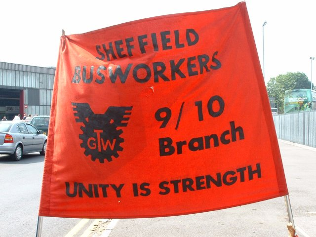 Sheffield Busworkers