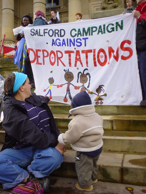 Salford Campaign Against Deportations