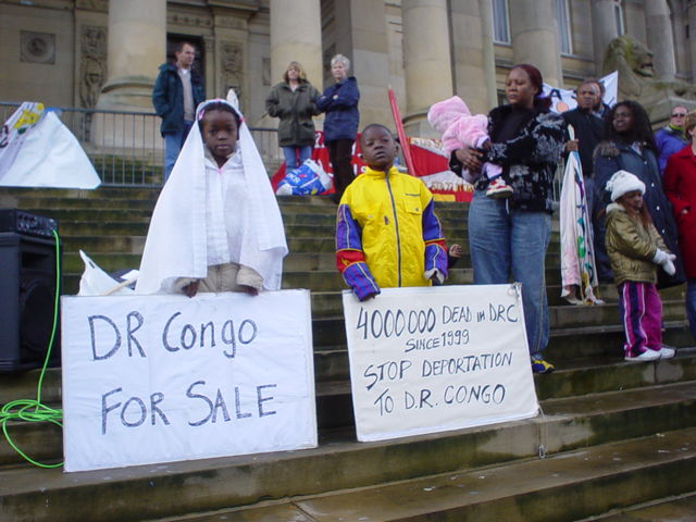 Democratic Republic of Congo - For Sale