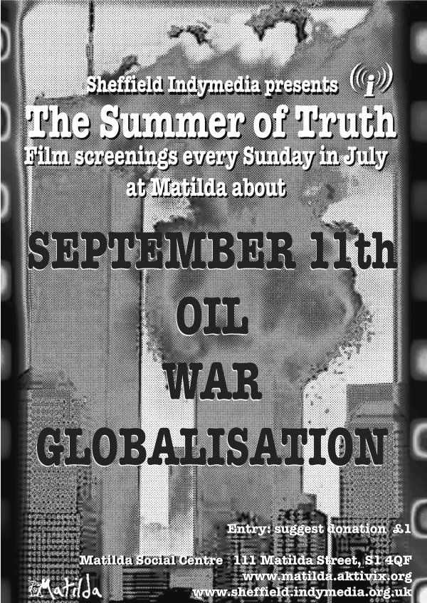 summer of truth poster
