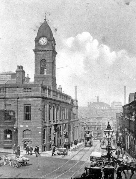 Sheffield Save The Old Sheffield Old Town Hall
