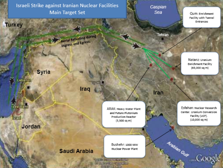Sheffield Towards A World War III Scenario Role Of Israel In - Map of the middle east us war plan
