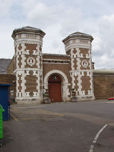 Wormwood Scrubs. Photo David Hawgood CC A-SA