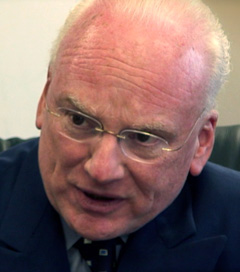 Richard Clarke, the former counterterrorism czar