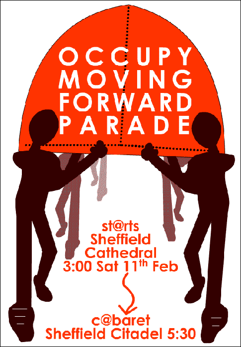 Occupy Sheffield Moving Forwards