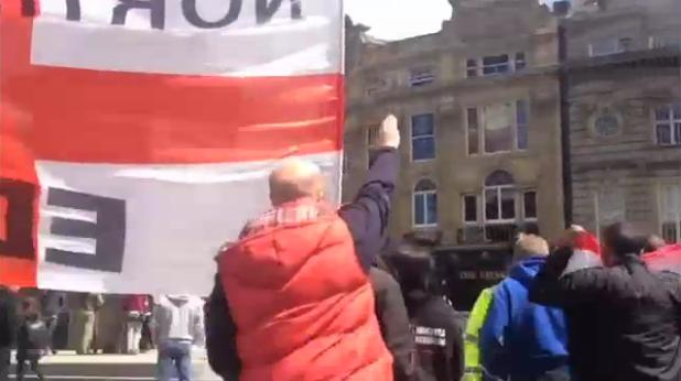 More Fuhrer Loving From The EDL