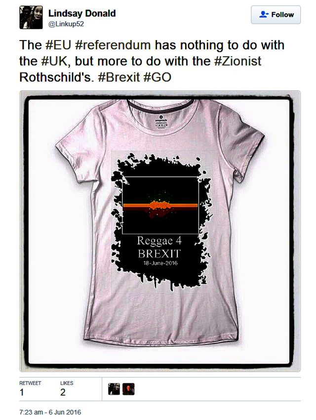More #Brexit anti-Semitism